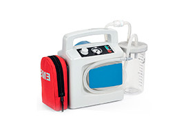 Batterie aspirateur de mucosité