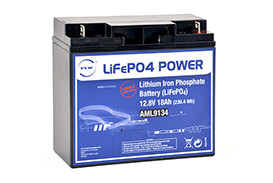 Batterie Lithium Fer Phosphate (LiFePO4)