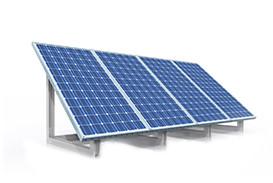 Kit de fixation solaire