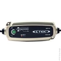 CTEK - Chargeur plomb CTEK MXS 3.8 12V/3.8A 230V (Intelligent)